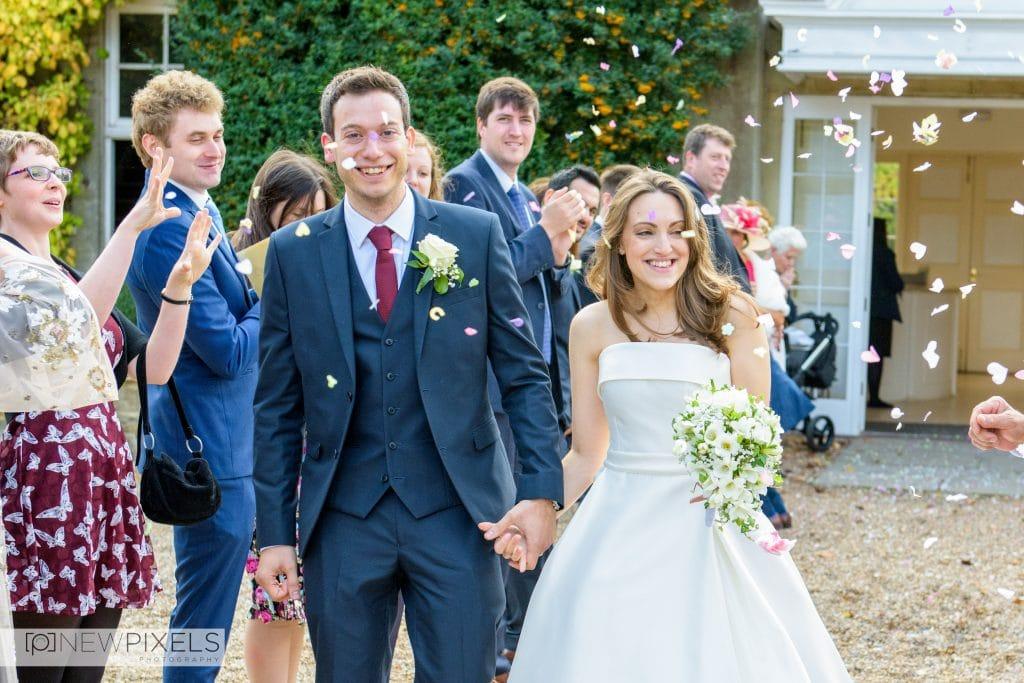 Northbrook Park Wedding Photography-21