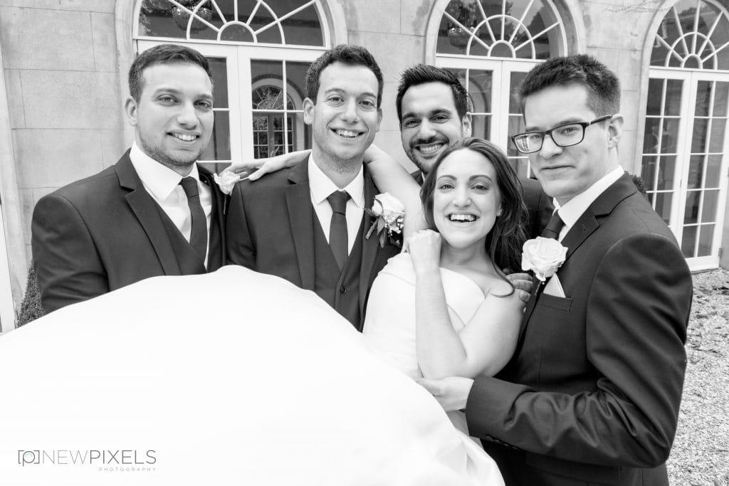 Northbrook Park Wedding Photography-43