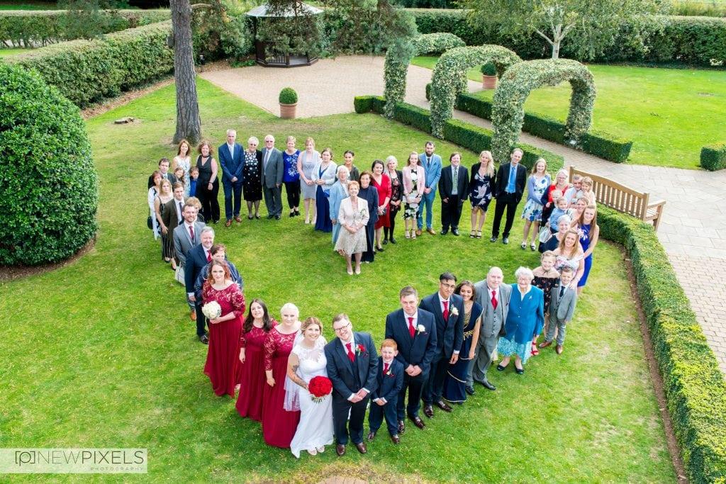 Tewin Bury Farm Wedding Photography-373