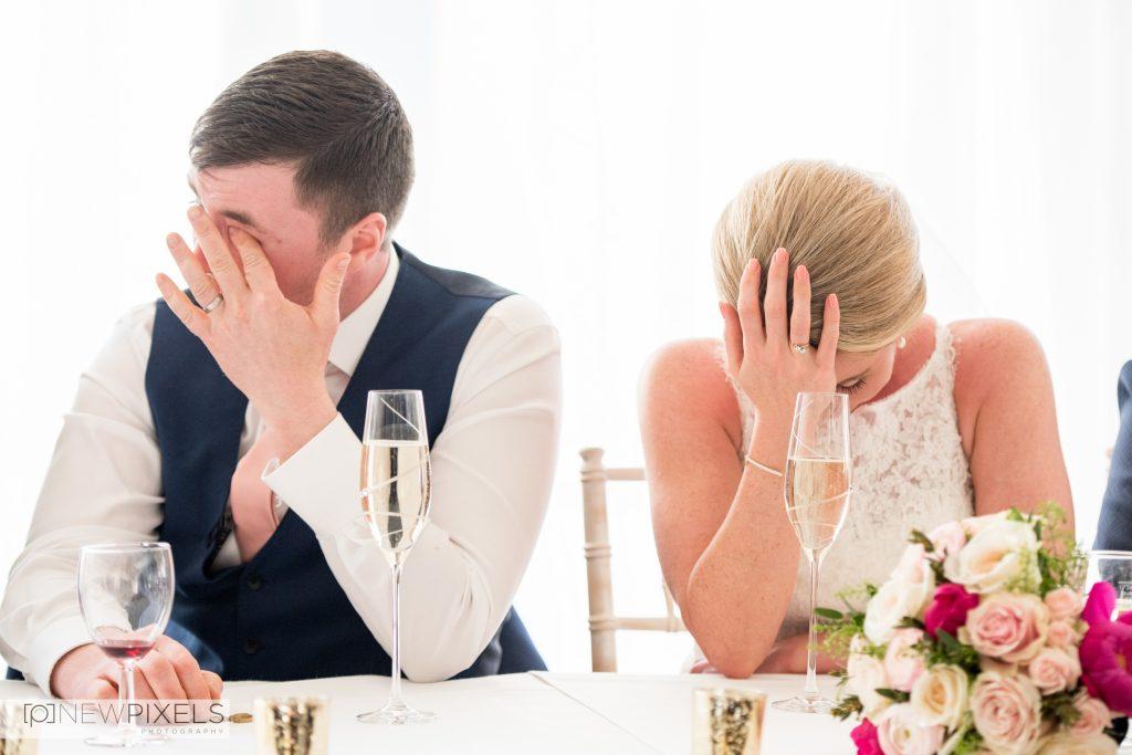 Wedding photography at London Shenley Club
