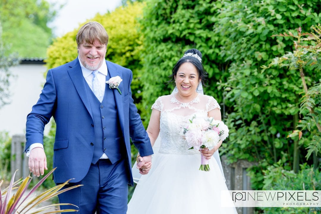 London Shenley Club Wedding Photographer relaxed and fun