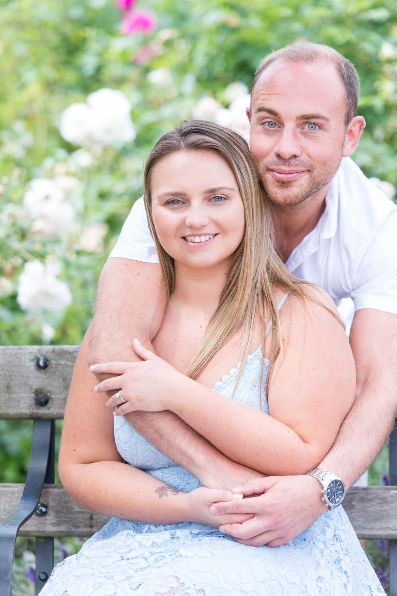 Forty Hall Engagement Shoot