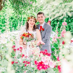 Local Wedding Photograph Ware Priory